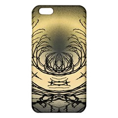 Atmospheric Black Branches Abstract iPhone 6 Plus/6S Plus TPU Case
