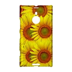 Sunflowers Background Wallpaper Pattern Nokia Lumia 1520