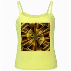 Background Image With Wheel Of Fortune Yellow Spaghetti Tank
