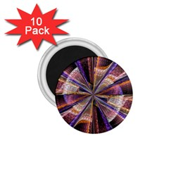 Background Image With Wheel Of Fortune 1.75  Magnets (10 pack)