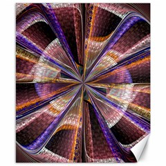 Background Image With Wheel Of Fortune Canvas 8  x 10