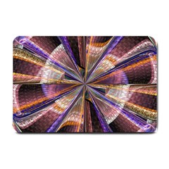 Background Image With Wheel Of Fortune Small Doormat