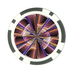 Background Image With Wheel Of Fortune Poker Chip Card Guard