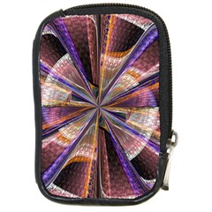 Background Image With Wheel Of Fortune Compact Camera Cases