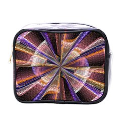 Background Image With Wheel Of Fortune Mini Toiletries Bags