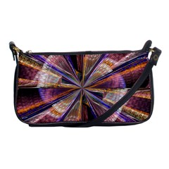 Background Image With Wheel Of Fortune Shoulder Clutch Bags