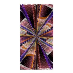 Background Image With Wheel Of Fortune Shower Curtain 36  x 72  (Stall)