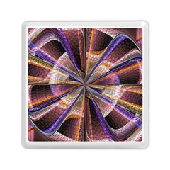 Background Image With Wheel Of Fortune Memory Card Reader (Square)