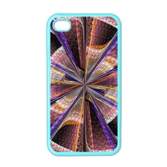 Background Image With Wheel Of Fortune Apple iPhone 4 Case (Color)