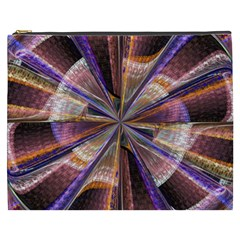 Background Image With Wheel Of Fortune Cosmetic Bag (XXXL)