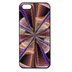 Background Image With Wheel Of Fortune Apple iPhone 5 Seamless Case (Black)