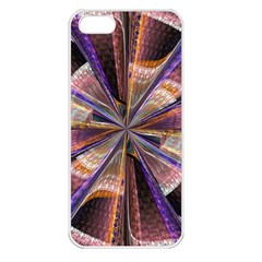 Background Image With Wheel Of Fortune Apple Iphone 5 Seamless Case (white)