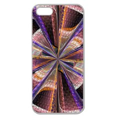 Background Image With Wheel Of Fortune Apple Seamless Iphone 5 Case (clear)