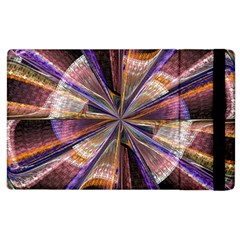 Background Image With Wheel Of Fortune Apple Ipad 2 Flip Case