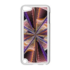 Background Image With Wheel Of Fortune Apple Ipod Touch 5 Case (white)