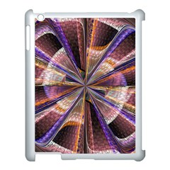 Background Image With Wheel Of Fortune Apple Ipad 3/4 Case (white)