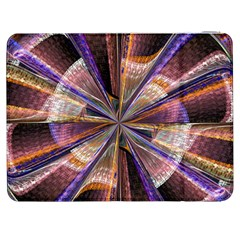 Background Image With Wheel Of Fortune Samsung Galaxy Tab 7  P1000 Flip Case