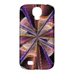 Background Image With Wheel Of Fortune Samsung Galaxy S4 Classic Hardshell Case (PC+Silicone)