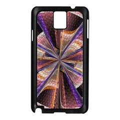 Background Image With Wheel Of Fortune Samsung Galaxy Note 3 N9005 Case (Black)