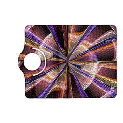 Background Image With Wheel Of Fortune Kindle Fire HD (2013) Flip 360 Case
