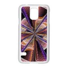 Background Image With Wheel Of Fortune Samsung Galaxy S5 Case (white)