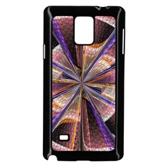 Background Image With Wheel Of Fortune Samsung Galaxy Note 4 Case (Black)
