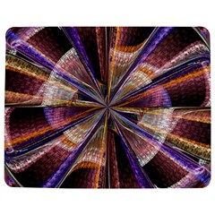 Background Image With Wheel Of Fortune Jigsaw Puzzle Photo Stand (Rectangular)
