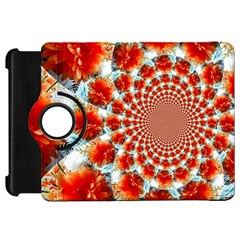 Stylish Background With Flowers Kindle Fire Hd 7