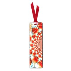 Stylish Background With Flowers Small Book Marks