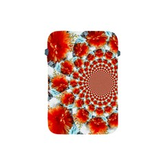 Stylish Background With Flowers Apple iPad Mini Protective Soft Cases