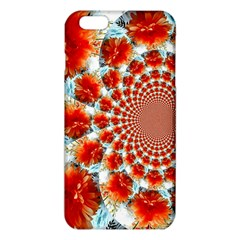 Stylish Background With Flowers Iphone 6 Plus/6s Plus Tpu Case