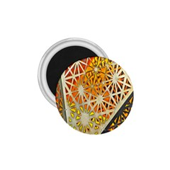 Abstract Starburst Background Wallpaper Of Metal Starburst Decoration With Orange And Yellow Back 1 75  Magnets