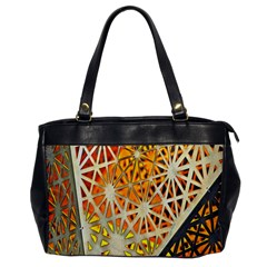 Abstract Starburst Background Wallpaper Of Metal Starburst Decoration With Orange And Yellow Back Office Handbags