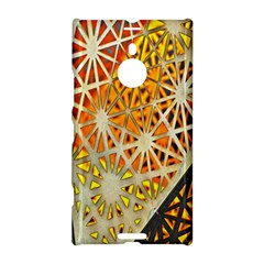 Abstract Starburst Background Wallpaper Of Metal Starburst Decoration With Orange And Yellow Back Nokia Lumia 1520