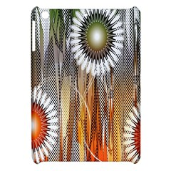 Floral Abstract Pattern Background Apple Ipad Mini Hardshell Case