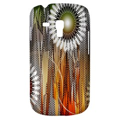 Floral Abstract Pattern Background Galaxy S3 Mini