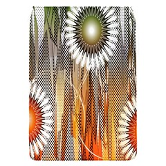 Floral Abstract Pattern Background Flap Covers (s)