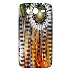 Floral Abstract Pattern Background Samsung Galaxy Mega 5 8 I9152 Hardshell Case