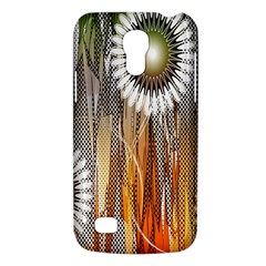 Floral Abstract Pattern Background Galaxy S4 Mini