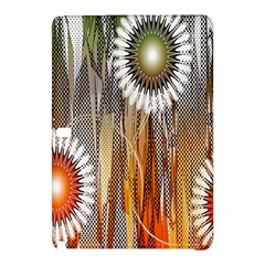Floral Abstract Pattern Background Samsung Galaxy Tab Pro 12 2 Hardshell Case