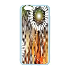 Floral Abstract Pattern Background Apple Seamless iPhone 6/6S Case (Color)