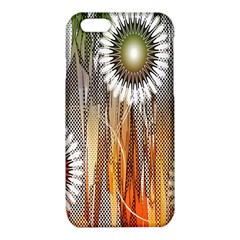 Floral Abstract Pattern Background iPhone 6/6S TPU Case