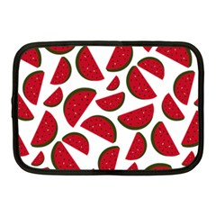 Fruit Watermelon Seamless Pattern Netbook Case (Medium)