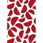 Fruit Watermelon Seamless Pattern 5.5  x 8.5  Notebooks Front Cover Inside