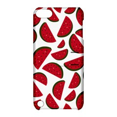 Fruit Watermelon Seamless Pattern Apple iPod Touch 5 Hardshell Case with Stand