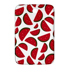 Fruit Watermelon Seamless Pattern Samsung Galaxy Note 8 0 N5100 Hardshell Case
