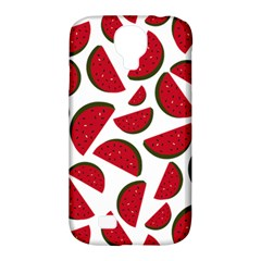 Fruit Watermelon Seamless Pattern Samsung Galaxy S4 Classic Hardshell Case (pc+silicone)