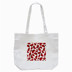 Fruit Watermelon Seamless Pattern Tote Bag (White)