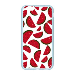 Fruit Watermelon Seamless Pattern Apple Seamless iPhone 6/6S Case (Color)