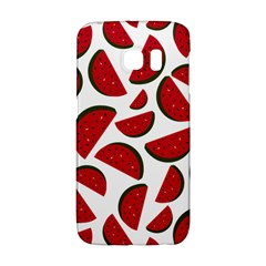 Fruit Watermelon Seamless Pattern Galaxy S6 Edge